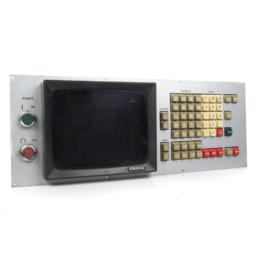 Fujitsu Fanuc MD1/CRT Unit A02B-0047-C011 TR-9DK1 A61L-0001-0072