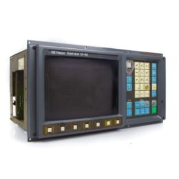 Fanuc GE Series 0-M Display Module A61L-0001-0093, A02B-0092-C042