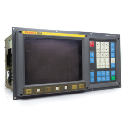 Fanuc 0M Display Module A61L-0001-0086, A02B-0084-C102