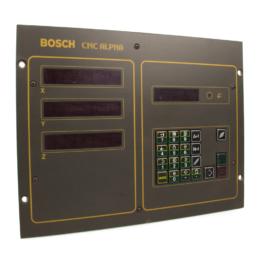 Bosch CNC ALPHA ALP 3 Komplettgerät 043368-113