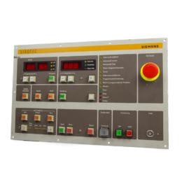 Siemens Sirotec Bedientafel R C M 6FR1420-8SE
