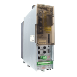 Indramat KDV 2.2-100-220/300-220 AC-Servo Power Supply