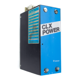 GOULD CLX 55-1010-01 Power Supply
