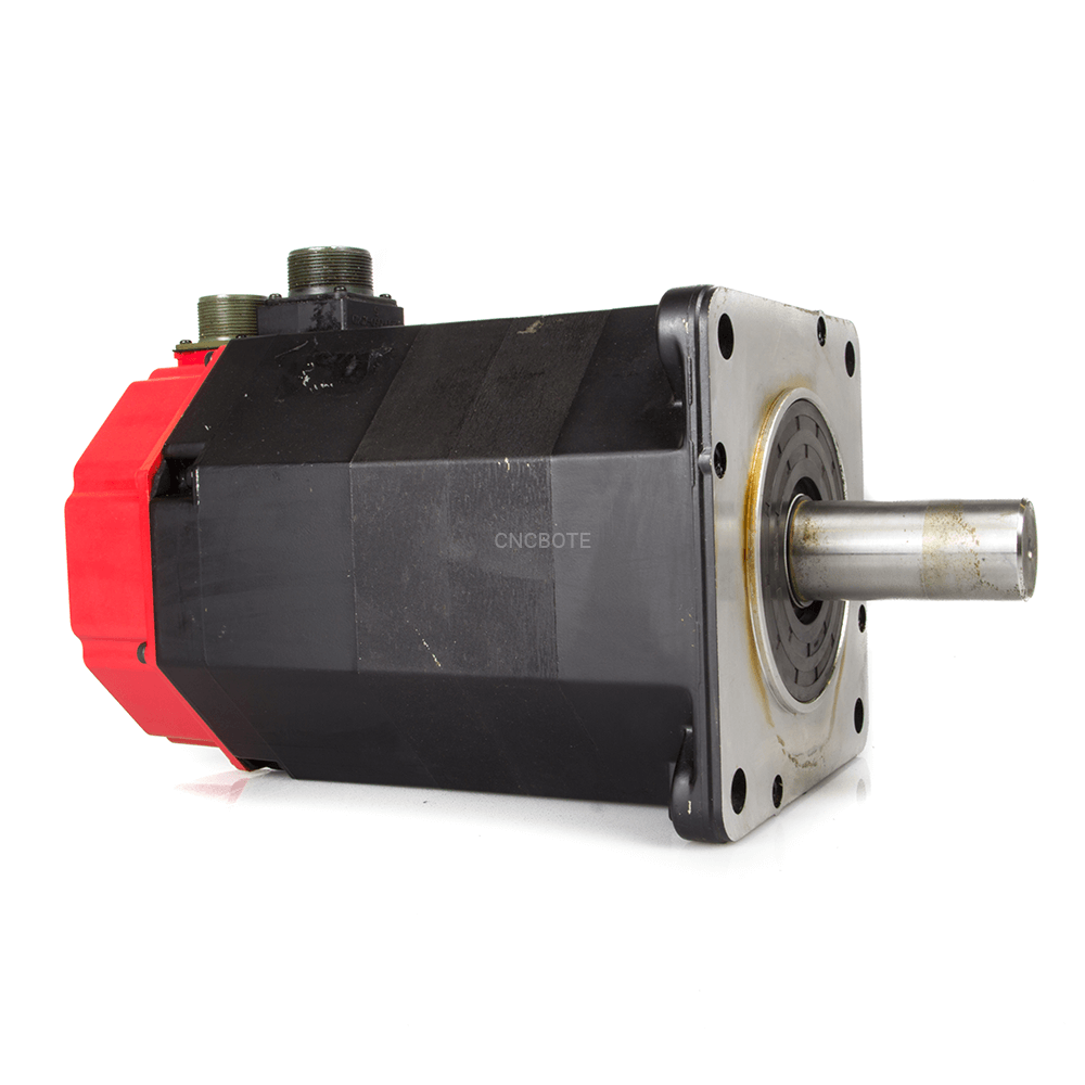 Fanuc ac servo motor model 10s 3000 type a06b 0317 b074 for Types of servo motor