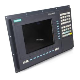 Siemens Sinumerik 840D 6FC5203-0AB11-0AA2 OP031 TFT 10,4″
