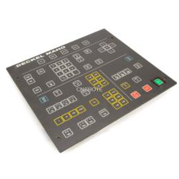 Deckel Maho 27073757 Folientastatur für Philips CNC 432