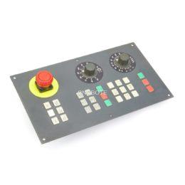 Siemens 6FC5503-0AD00-0AA0 Sinumerik 802S Maschinensteuertafel MCP