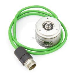 Siemens 6FX2001-2AF00 Id.Nr. 358 744-30 5000 Imp/U Rotary Encoder