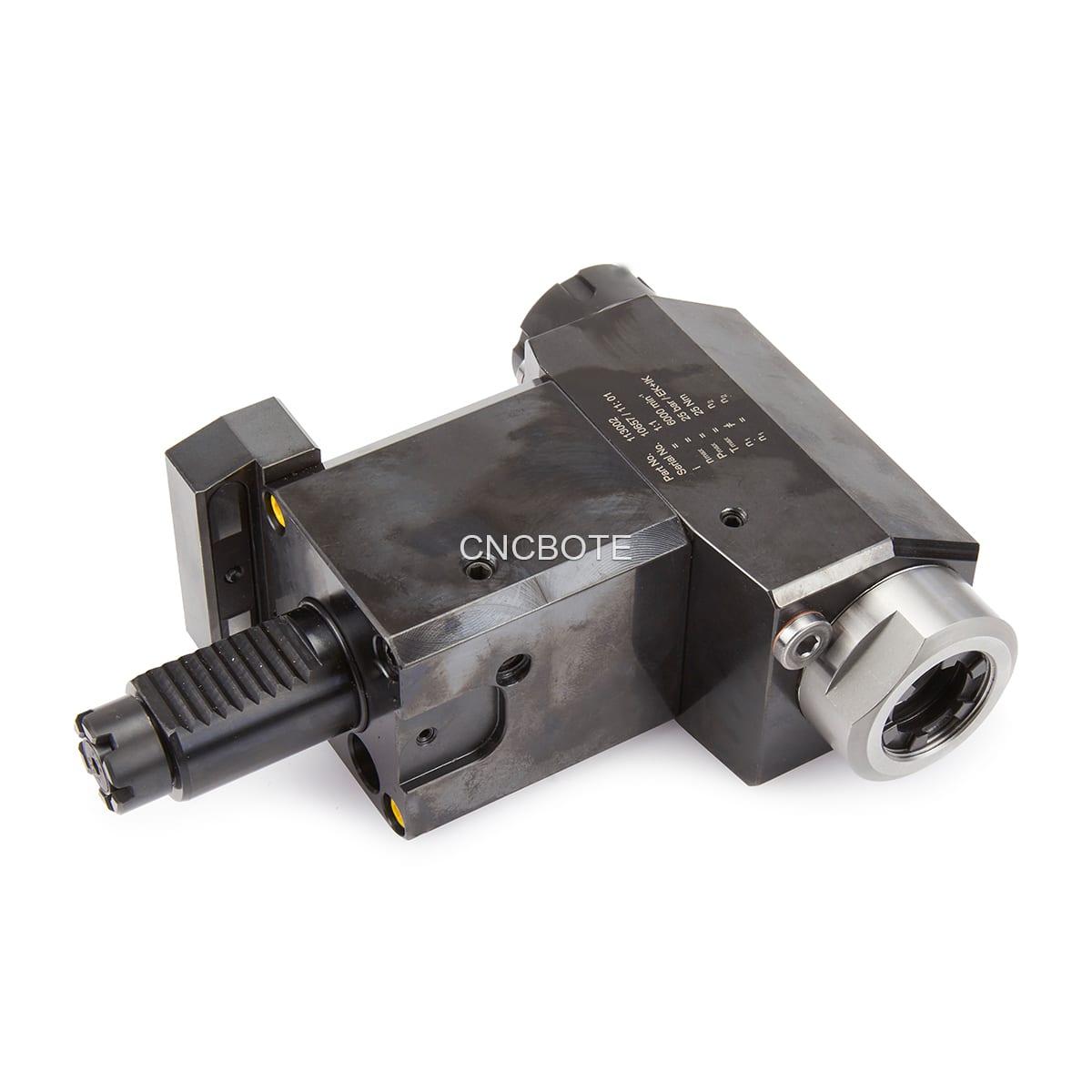 heimatec / Spinner VDI 30 Powered Tool radial Double-sided, ER25, Baruffaldi