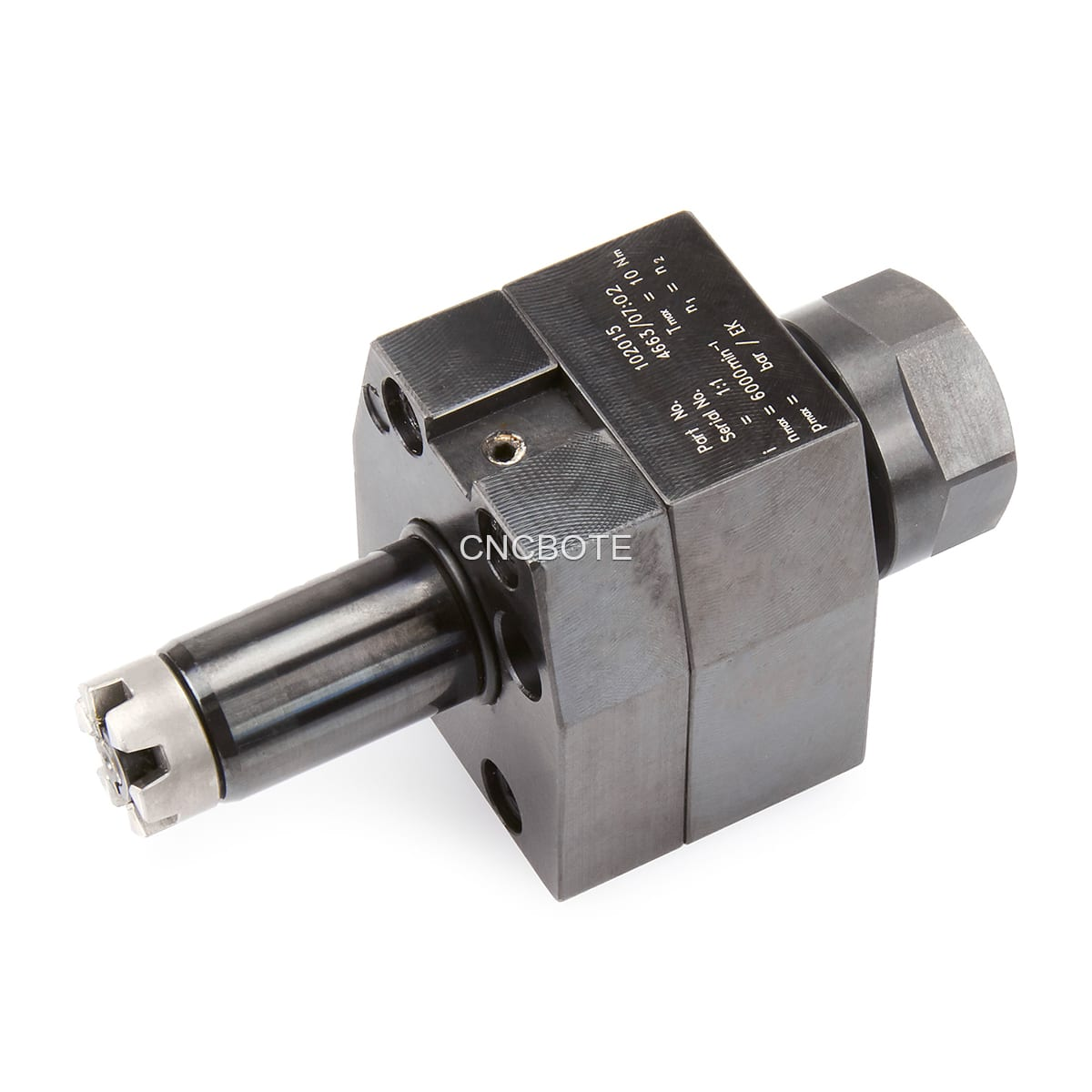 Spinner VDI 20 angetriebenes Werkzeug axial, ER20, Baruffaldi