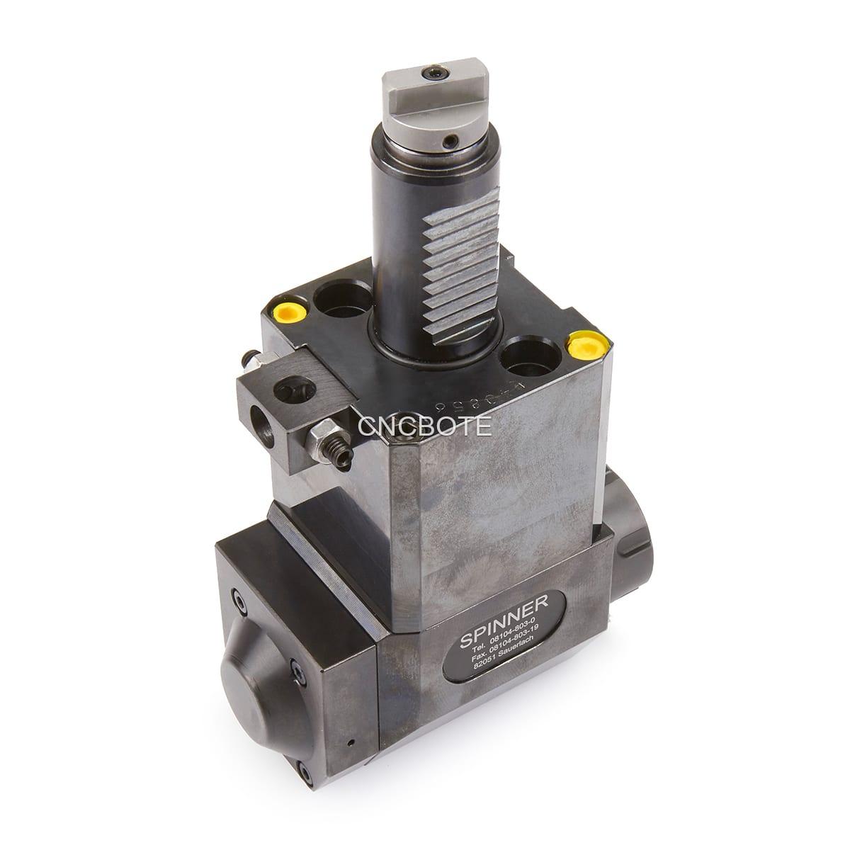 heimatec / Spinner VDI 30 angetriebenes Werkzeug radial, ER25, SPI