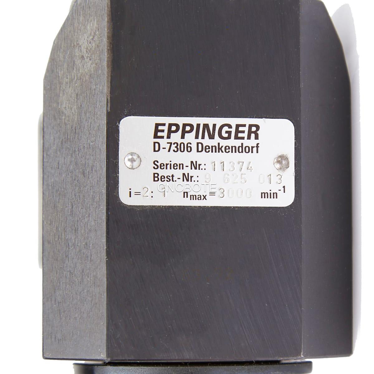 Eppinger VDI 40 Fräswerkzeug gewinkelt