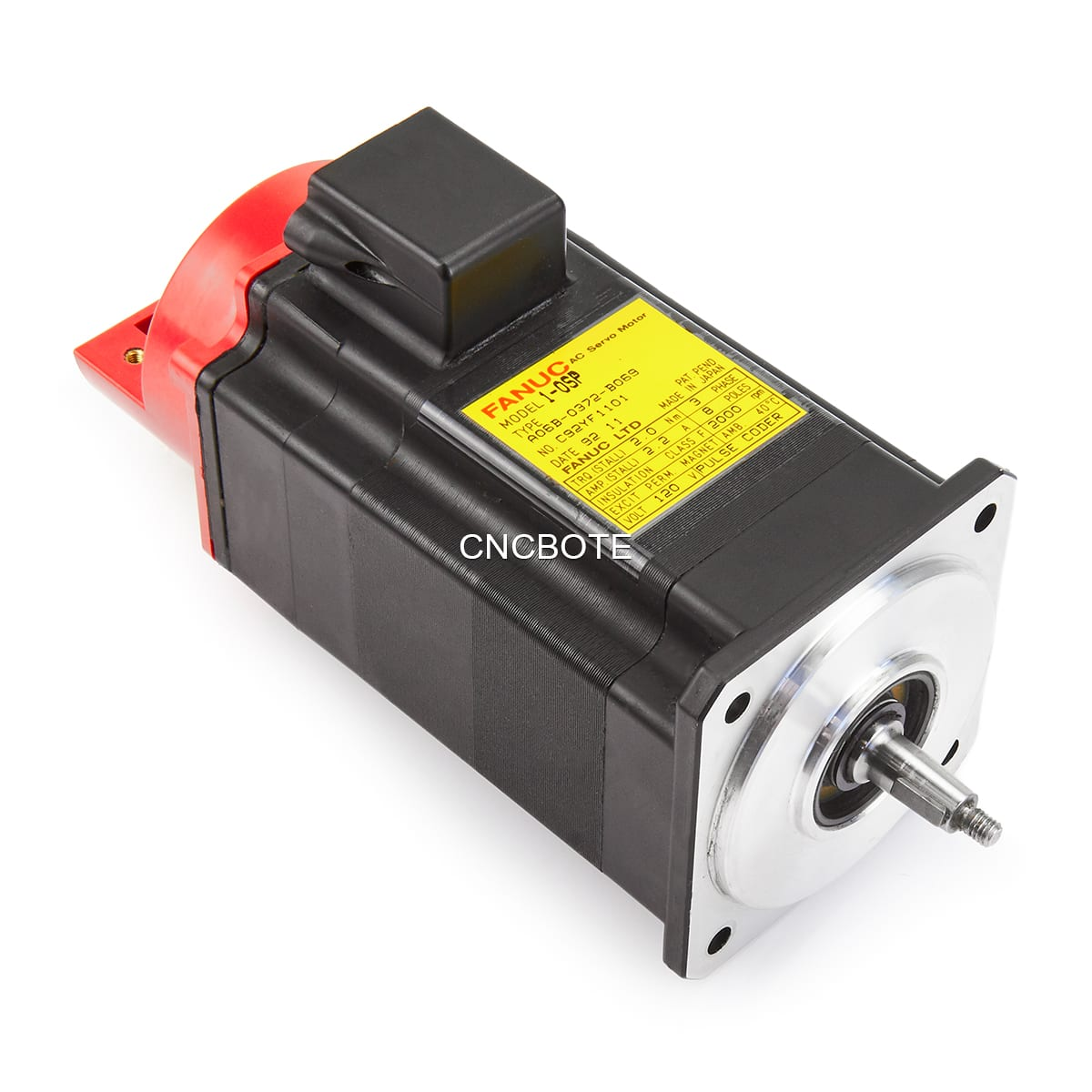 Fanuc A06B-0372-B069 AC Servo Motor 1-0SP - CNC BOTE