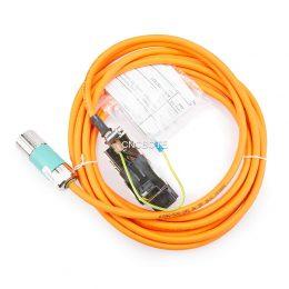 Siemens 6FX5002-5CS01-1AF0 Power Cable 5 m