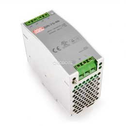 Mean Well DR-75-48 Switching Power Supply 48VDC 1,6A