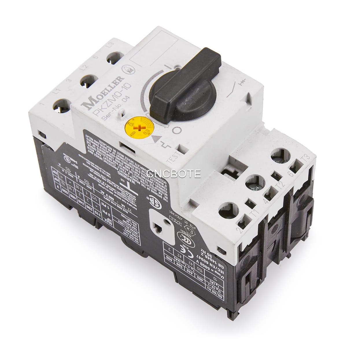 MOELLER PKZM0-10 Motorschutzrelais