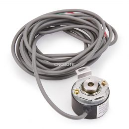 Nemicon HES-03-2HCP 600-340-00 Rotary Encoder