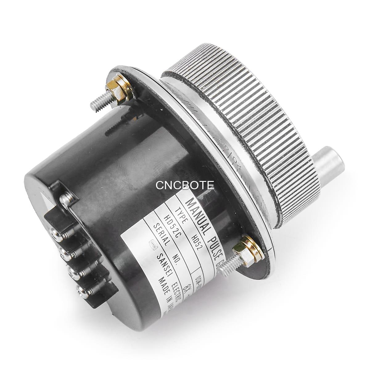 Sansei Electric HD52C 0SM-0025-2E Manual Pulse Generator