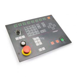 Deckel Maho MillPlus Philips Grundig 532 Bedientafel