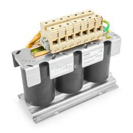 Siemens 6SN1111-0AA00-0DA1 3-Phasen-Drossel 55 kW