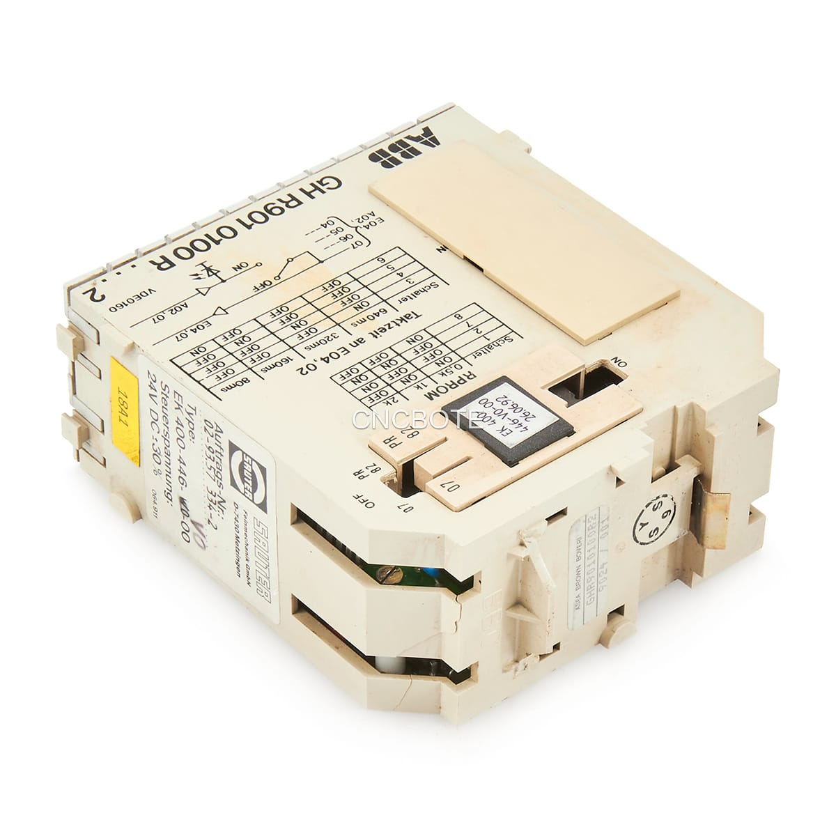 ABB GH R901 0100R2 Modul, Sauter EK 400-446-V0-00
