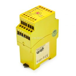 Pilz PNOZ XV3 30/24VDC 3n/o 2n/o t 30 sec Id.Nr. 774540 Zeitüberwachung Sicherheitsrelais