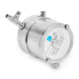 GE Druck LPX 9381 0 bis 50 mbar Drucksensor